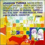 Turina: Danzas Gitans; Rapsodia Sinfónica; Tema y Variaciones