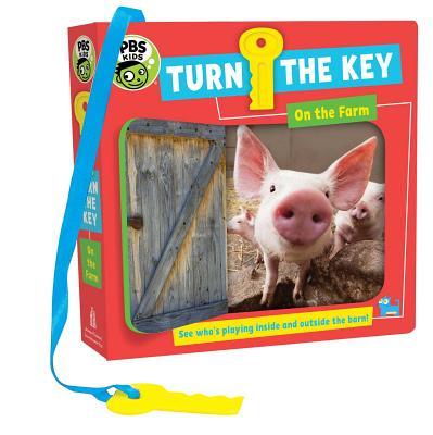 Turn the Key: On the Farm - Merberg, Julie