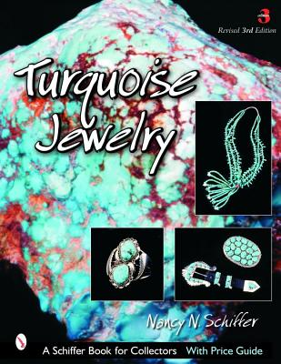 Turquoise Jewelry - Schiffer, Nancy