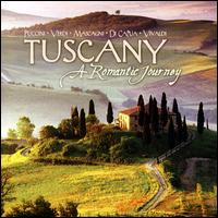 Tuscany: A Romantic Journey - Globalis Symphony Orchestra; Konstantin Krimets (conductor)