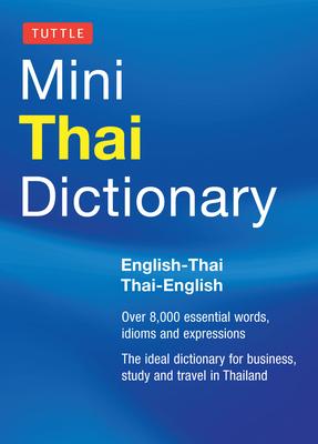 Tuttle Mini Thai Dictionary: English-Thai / Thai-English - Barme, Scot, and Najaithong, Pensi