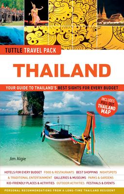 Tuttle Travel Pack Thailand - Algie, Jim