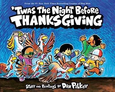 'twas the Night Before Thanksgiving -