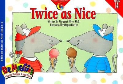 Twice as Nice - Allen, Margaret
