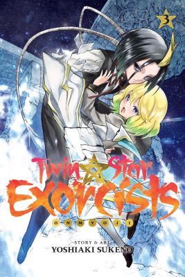 Twin Star Exorcists, Vol. 3: Onmyoji - Sukeno, Yoshiaki