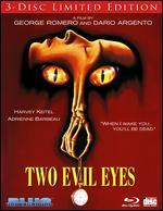 Two Evil Eyes [3-Disc Limited Edition] [Blu-ray]