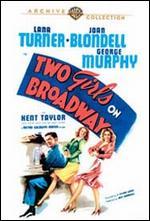 Two Girls on Broadway - S. Sylvan Simon