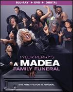 Tyler Perry's A Madea Family Funeral [Includes Digital Copy] [Blu-ray/DVD]