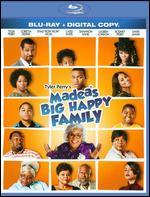 Tyler Perry's Madea's Big Happy Family [Includes Digital Copy] [Blu-ray]