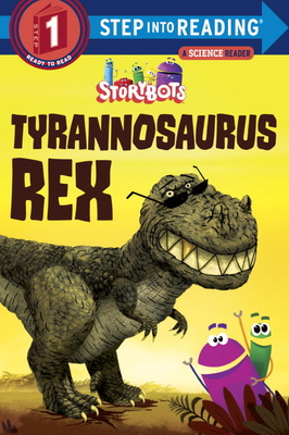 Tyrannosaurus Rex (Storybots) - Storybots