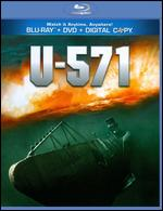 U-571 [2 Discs] [With Tech Support for Dummies Trial] [Blu-ray/DVD] - Jonathan Mostow