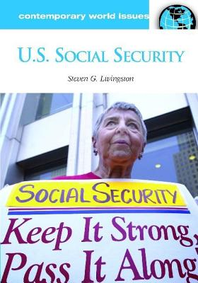 U.S. Social Security: A Reference Handbook - Livingston, Steven G