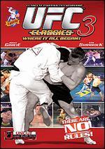 UFC 3: The American Dream - Mark Lucas