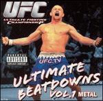 UFC: Ultimate Beatdowns, Vol. 1