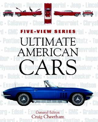 Ultimate American Cars - Cheetham, Craig (Editor)