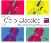 Ultimate Cello Classics [Box Set] - Heinrich Schiff (cello); John Birch (organ); Julian Lloyd Webber (cello); Maurice Gendron (cello); Samuel Sanders (piano)