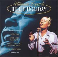 Ultimate Legends: Billie Holiday - Billie Holiday