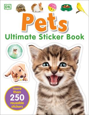 Ultimate Sticker Book: Pets - DK