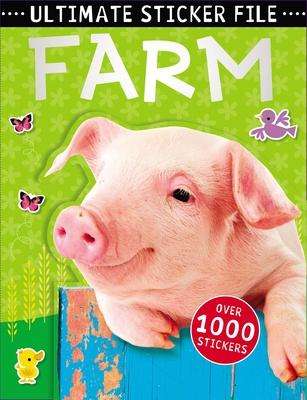 Ultimate Sticker File Farm - Make Believe Ideas Ltd