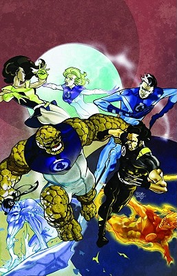 Ultimate X-Men/Fantastic Four - Carey, Mike (Text by)