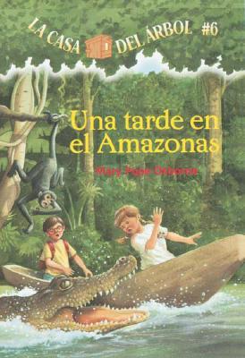 Una Tarde En El Amazonas - Osborne, Mary Pope