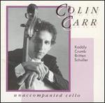 Unaccompanied Cello