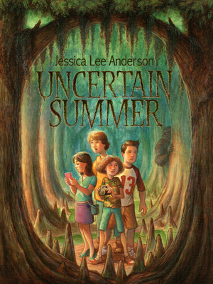 Uncertain Summer - Anderson, Jessica Lee