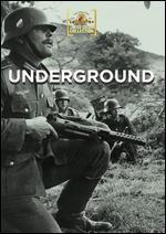 Underground - Arthur H. Nadel