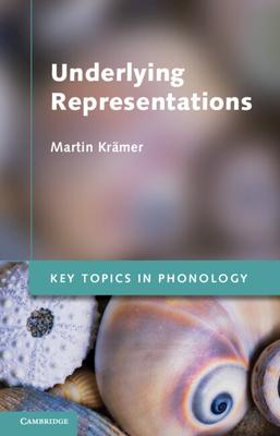 Underlying Representations - Kramer, Martin