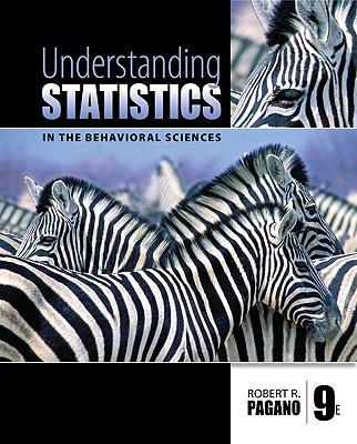 Understanding Statistics in the Behavioral Sciences - Pagano, Robert R