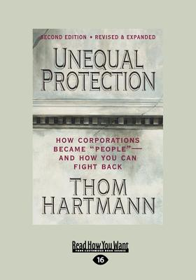 Unequal Protection - Hartmann, Thom
