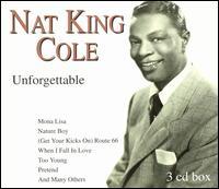 Unforgettable [Goldies] - Nat King Cole