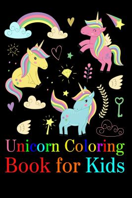 Unicorn Coloring Book for Kids: A Beautiful Collection of 100 Unicorns Illustrations for Hours of Fun! (Books for Kids) - Publishing, Sky Journal