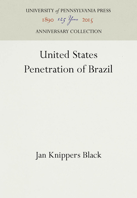 United States Penetration of Brazil - Black, Jan Knippers