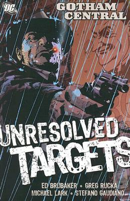 Unresolved Targets - Brubaker, Ed