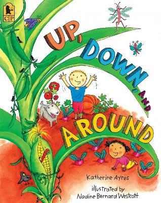 Up, Down, and Around - Ayres, Katherine