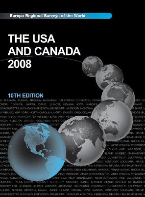 USA and Canada - Routledge (Creator)