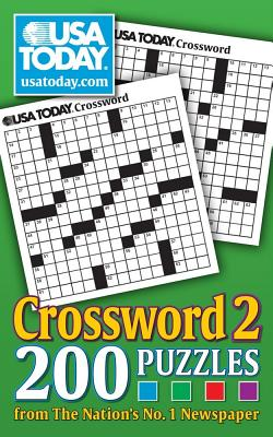 USA Today Crossword 2: 200 Puzzles from the Nations No. 1 Newspaper - Usa Today
