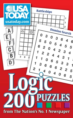 USA Today Logic Puzzles: 200 Puzzles from the Nation's No. 1 Newspaper - Usa Today