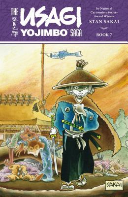 Usagi Yojimbo Saga Volume 7 - Sakai, Stan