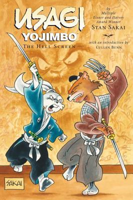 Usagi Yojimbo Volume 31: The Hell Screen Limited Edition - Sakai, Stan
