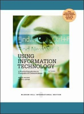 Using Information Technology Complete Edition - Williams, Brian K.
