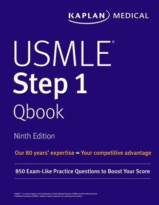 USMLE Step 1 Qbook - Kaplan Medical