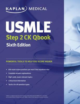 USMLE Step 2 CK Qbook - Kaplan