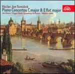 Václav Jan Tomásek: Piano Concertos in C major and E major