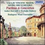 Václav Vincenc Masek, Georg Druschetzky: Partitas & Concertos
