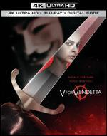 V for Vendetta [Includes Digital Copy] [4K Ultra HD Blu-ray/Blu-ray]