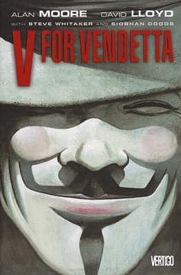 V for Vendetta - Moore, Alan, and Lloyd, David