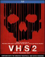 V/H/S/2 [Blu-ray] - Adam Wingard; Eduardo Sanchez; Gareth Evans; Gregg Hale; Jason Eisener; Simon Barrett; Timo Tjahjanto