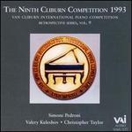 Van Cliburn Competition 1993